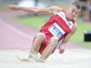 Misānam Eiropas čempionāta fināls trīssoļlēkšanā