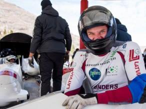 Brantam otrā vieta parabobsleja sezonas otrajā posmā Pārksitijā