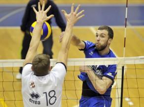 Labākie volejbolā decembrī – Voroņko, Tetere un Balodis