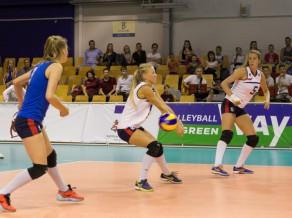 U20 meitenes pasaules čempionāta kvalifikāciju uzsāks pret Dāniju