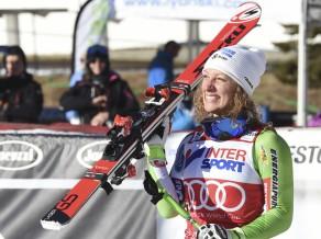 PK slalomā Mariborā Gasūna nefinišē abās disciplīnās