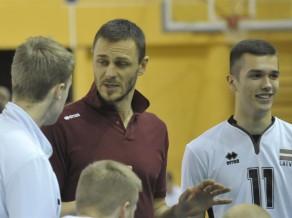 U20 kvalifikācijas turnīra trešajā spēlē piekāpjas Izraēlas volejbolistiem
