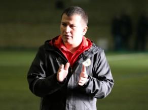 U19 izlases treneris: ''Mūsu spēlētāji individuāli labi strādā ar bumbu''