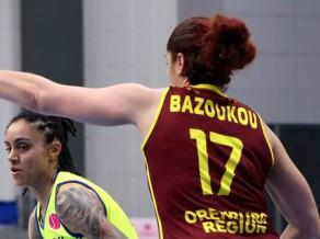 Krievijas klubā basketboliste Zahui figurē ar citu uzvārdu