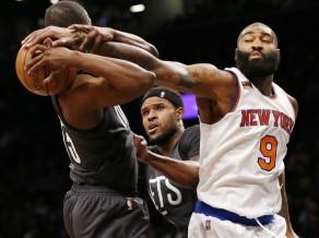 """O'Kvins: """"""""Nets"""" nevajadzētu pat atrasties vienā zālē ar """"Knicks"""""""""""