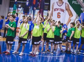 """""""Sporto visa klase"""" projekta dalībnieki aktīvi gatavojas Liepājas pusmaratonam"""