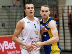 """""""Jēkabpils"""" ar iespēju nodrošināt ceturto vietu spēlē pret """"Ventspili"""""""