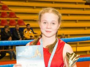 Boksere Marčenko atsakās no junioru EČ pusfināla un saņems bronzu