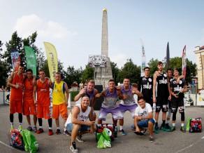 """23. jūlijā """"Ghetto Basket"""" 3x3 basketbola turnīrs """"Cēsis 811"""" svētku laikā"""