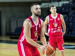 """""""Jēkabpils"""" sastāvā patur piecus spēlētājus, komanda trenējas vairāk nekā pērn"""