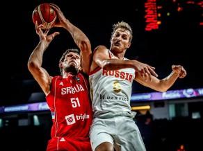 Serbijai salds revanšs pret Krieviju un vieta finālā