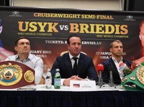 Brieža cīņas organizators neslēpj, ka finansiāli Rīgā organizēt cīņu nav izdevīgi