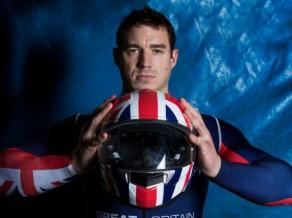Lielbritānijas bobslejists Teskers insulta dēļ nevarēs piedalīties olimpiskajās spēlēs