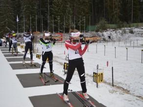 Biatloniste Buliņa iedzīšanā izcīna 38.vietu pasaules čempionātā jauniešiem