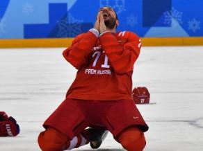 Par Phjončhanas olimpisko spēļu hokeja turnīra vērtīgāko spēlētāju atzīst Kovaļčuku