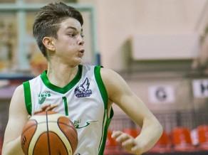 """Uz pēdējām četrām spēlēm """"Valmierai/Ordo"""" pievienojas 15 gadus vecs basketbolists"""