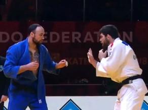 Borodavko Jekaterinburgā pārspēj Rio olimpisko medaļnieku