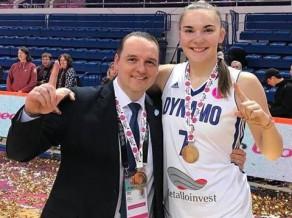 """""""Los Angeles Sparks"""" WNBA draftā izvēlas Zībarta talantīgāko audzēkni"""