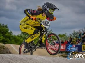 Ar Latvijas sportistu dalību Zolderas trasē turpināsies Pasaules kauss BMX superkrosā