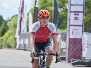 Leitānei 27. vieta Eiropas junioru čempionāta individuālajā braucienā