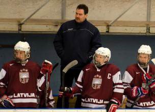 Latvijas U18 hokejistiem Somijas pārbaudījums