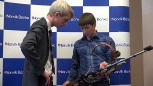 Video: Rastorgujevs strādā pie šaušanas, komandā būs papildinājumi
