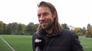 """Video: Futbolbumbas: Gorkšs un Ikaunieks viens par otru, """"Riga"""" leģionāri burto latviski"""