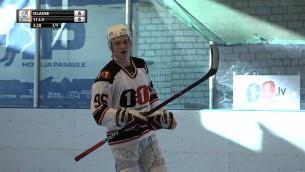 """Video: ''OlainFarm Inline Hokeja Līgas'' spēlē uzvaru izcīna IHK """"viensviens.lv"""""""