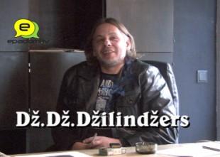 """Video: """"Nav labi, ka aktieriem jāpiepelnās dažādās muļķībās..."""":intervija ar režisoru Dž.Dž.Džilindžeru"""