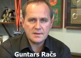"""Video: """"Agrāk teicu, ka talantu šovi ir pilnīgs mēsls"""": Guntars Račs intervijā par šoviem, mūzikas biznesu un dziesmu tekstiem"""