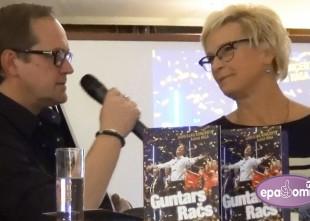 "Video: ""Rača šovā"" prezentē Guntara Rača 50. jubilejas koncerta DVD un CD"