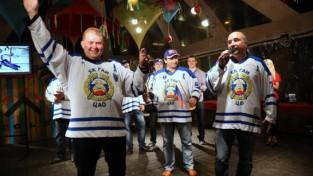 """Starp """"Riga cup"""" uzvarētājiem arī amatieru hokeja komanda no Latvijas"""