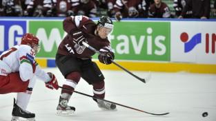 Ķēniņš uzsāk treniņus Latvijas izlases treniņnometnē