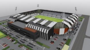 LFF stadiona celtniecībai ņems desmit miljonu kredītu