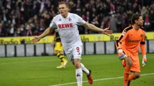 """Rudņevam pirmie vārti sezonā, """"Köln"""" izlaiž uzvaru"""