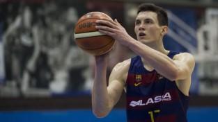 """""""Barcelona"""" uzbrucējs Kurucs pieteikts Eirolīgas spēlei Milānā"""