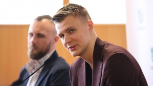 Kristaps Porziņģis pievienosies Latvijas valstsvienībai