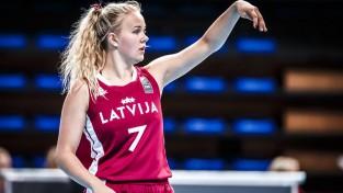"""Cīņa par pasaules """"Top 10"""": Latvija pret Meksiku"""