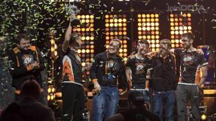 """DotA2: """"Virtus.pro"""" triumfē Bukarestē, iegūstot pusmiljonu ASV dolāru"""