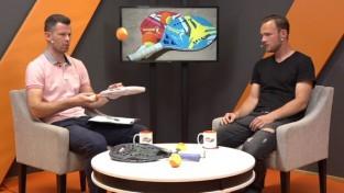 Pludmales tenisa ceļš pasaulē un Latvijā, EČ Jūrmalā un sapnis par 2024. gada OS