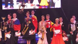 Latvijas pāriem panākumi Eiropas čempionātos