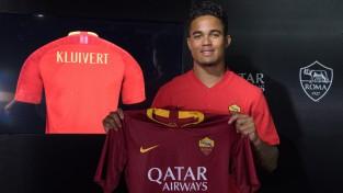 """""""Roma"""" par 17 miljoniem nopērk Džastinu Kluivertu, Madrides """"Real"""" jauns vārtsargs"""