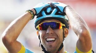 """Skujiņš otrajā simtā, """"Tour de France"""" 14. posmā uzvar spānis Fraile"""