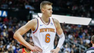 NBA kalendārs: astoņi iespējami latviešu derbiji, 15 spēles pret Džeimsu un Kariju