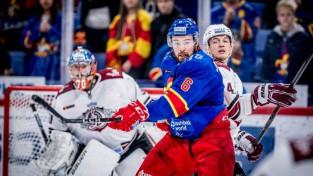 """Meija un Pavlovs pārtrauc sausās sērijas, bet """"Dinamo"""" ielaiž septiņus vārtus Helsinkos"""
