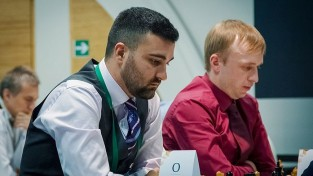 Kovaļenko zaudē un pirms pēdējām divām EČ kārtām izkrīt uz septīto desmitu