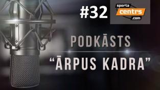 """#32 <i>Ārpus Kadra:</i> NHL lokauts, TTT rekordi, latvieši Eirolīgā, """"Dinamo"""" vairākums"""