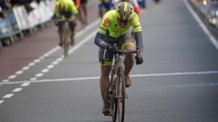 Liepiņš ceturtais augstas kategorijas velosacensībās