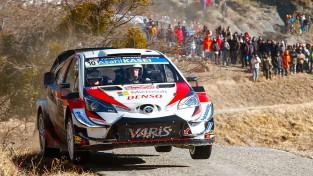 """""""Toyota"""" būvēs jaunu rallija auto, kas varētu startēt arī Latvijā"""