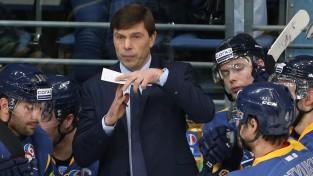Par Krievijas izlases un SKA galveno treneri kļūs Aleksejs Kudašovs